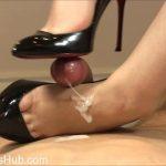 Watch Porno Hub Online – Shiny Shoejobs presents Patent Louboutin Slingbacks (MP4, FullHD, 1920×1080)