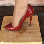 Watch Porno Hub Online – Shiny Shoejobs presents Red Stiletto Ball Pump (MP4, FullHD, 1920×1080)