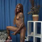 Watch Porno Hub Online – Black-tgirls presents Beautiful Casmia Gettens Cums! – 23.02.2018 (MP4, HD, 1280×720)