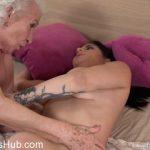 Watch Porno Hub Online – OldYoungLesbianLove presents Norma, Aysha in Grannys Hairy Pussy – 19.03.2018 (MP4, FullHD, 1920×1080)
