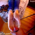 Watch Porno Hub Online – ATOT Amateur Footgirls presents PreppyCollegeBrunnette_Size 8 in Sweaty Birkenstock Soles Get CUM SPLATTERED After Class – 11.04.2018 (MP4, FullHD, 1920×1080)