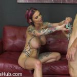 Watch Porno Hub Online – Cherrypimps presents Anna Bell Peaks, Nathan Bronson in Panty Licking Good LIVE – 16.04.2018 (MP4, SD, 720×400)