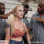 Watch Porno Hub Online – WatchingMyDaughterGoBlack presents Casey Ballerini – GangBang Big Black Cock – 20.07.2018 (MP4, HD, 1280×720)